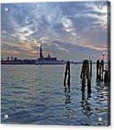Venice San Giorgio Maggiore Acrylic Print
