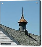 Vent On Barn Acrylic Print