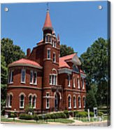 Ventress Hall Ole Miss Acrylic Print