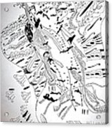 Venus - Mary - Star Of The Sea Acrylic Print