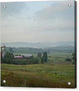 Vermont Acrylic Print