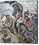 Verne: 20,000 Leagues, 1870 Acrylic Print
