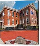 Veterans Memorial Hillsboro Acrylic Print