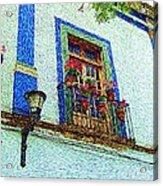 Vg Guanajuato Acrylic Print