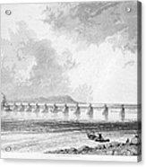 Victoria Bridge Acrylic Print