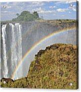 Victoria Falls Acrylic Print