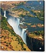 Victoria Falls, Zambia Acrylic Print