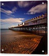 Victoria Pier Acrylic Print