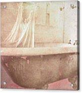 Victorian Bath Acrylic Print