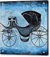 Victorian Coach Acrylic Print