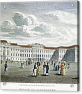Vienna, 1823 Acrylic Print