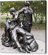 Vietnam Women's Memorial Acrylic Print