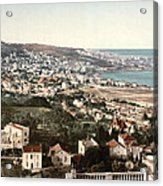View From Mustapha - Algiers Algeria Acrylic Print