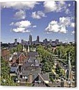 View From Pilgrim Church. Acrylic Print