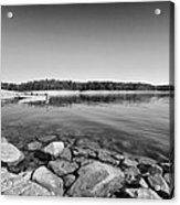 View From The Boat Ramp Acrylic Print