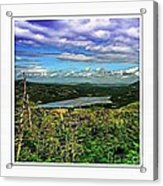 View From The Hilltop 2 Acrylic Print
