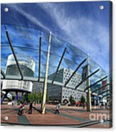 View From The O2  Acrylic Print