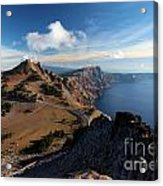 View From Watchman Acrylic Print