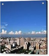 View Of Kaohsiung City Acrylic Print