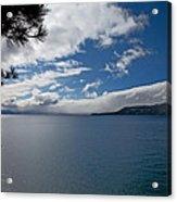 View Of Lake Tahoe Acrylic Print