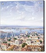 View Of Sebastopol  Acrylic Print