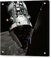 View Of The Apollo 17 Command Acrylic Print