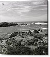 View Of The Cove Acrylic Print