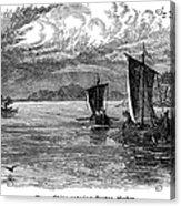 Vikings: North America Acrylic Print