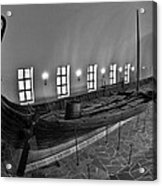 Vikingship Acrylic Print