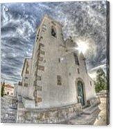 Village Church Acrylic Print