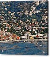 Villefranche Hillside II Acrylic Print