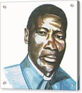 Vincent Mulago Acrylic Print