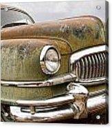 Vintage 1951 Nash Ambassador Front End Acrylic Print