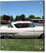 Vintage 1957 Cadillac . 5d16686 Acrylic Print