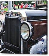Vintage Dodge - Circa 1930's Acrylic Print
