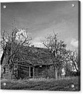 Vintage Farm House Acrylic Print