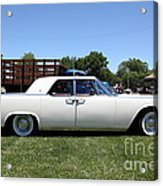 Vintage Lincoln Continental . 5d16679 Acrylic Print