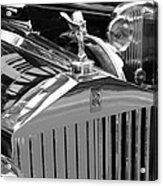 Vintage Rolls Royce 2 Acrylic Print