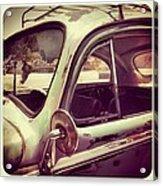 Vintage VW Acrylic Print