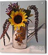 Virgin Olive Oil Acrylic Print
