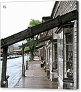 Virginia City Montana 03 Acrylic Print