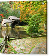 Virginia Fall Acrylic Print