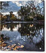 Visions Of Fall Acrylic Print
