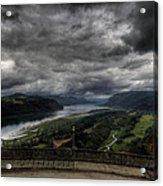 Vista House View Acrylic Print