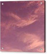 Vivid Sky Acrylic Print