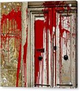 Voodoo Acrylic Print by Christo Christov