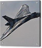 Vulcan Xh558 Acrylic Print
