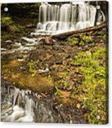 Wagner Falls 4 Acrylic Print