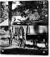 Wagon Acrylic Print