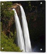 Wailua Falls Acrylic Print
